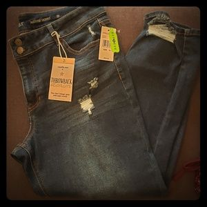 Vanilla Star Jeans *Throwback Denim*